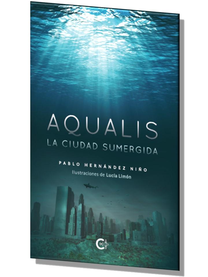 Portada Aqualis La ciudad sumergida 2